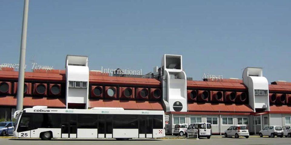 Aeroporto di Lamezia Terme riprogrammazioni voli per emergenza Coronavirus