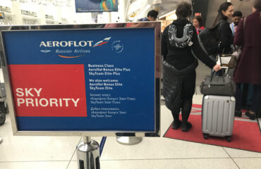 Check-in on line con Aeroflot ecco come