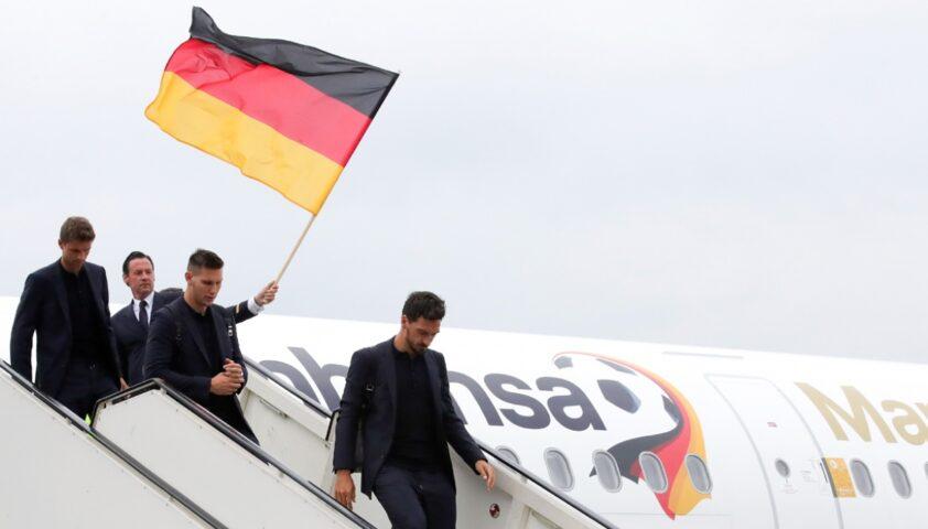 Rimborsi per voli cancellati sospesi in Germania
