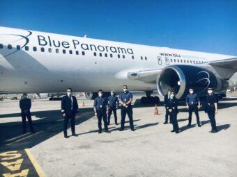 Volo rimpatrio Blue Panorama cancellato Santo Domingo-Fiumicino