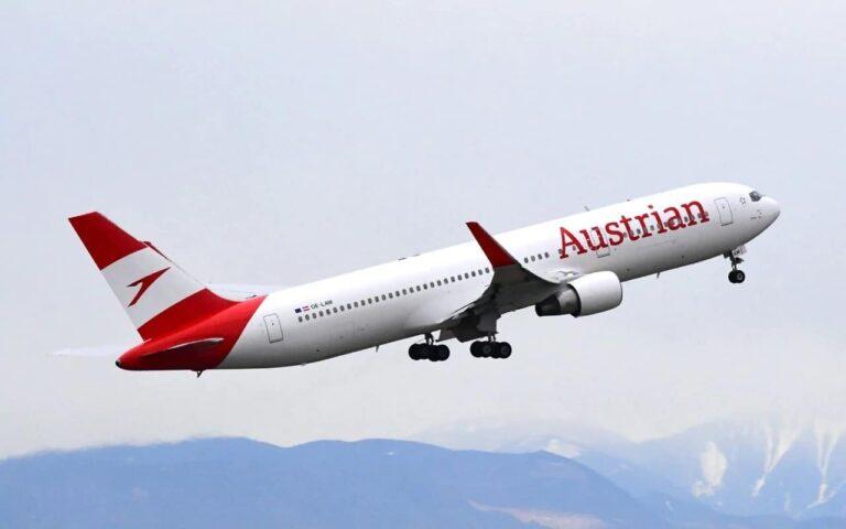 rimborso volo Austian Airlines