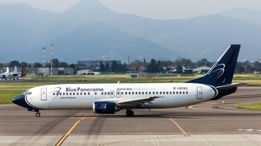 rimborso Blue Panorama