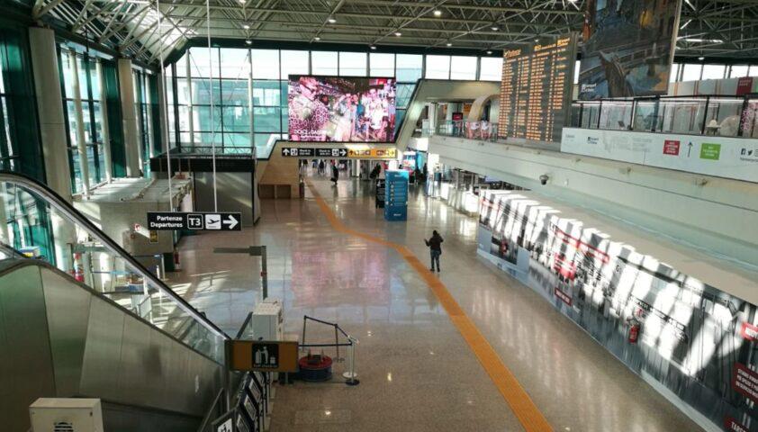 rimborso Aeroporto Fiumicino Roma