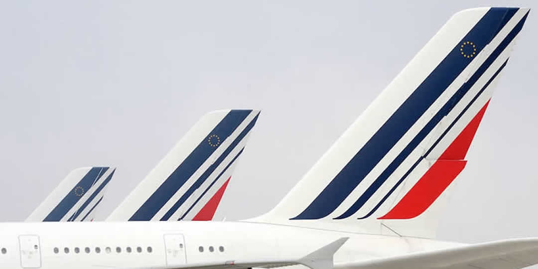 Air France voli cancellati per sciopero