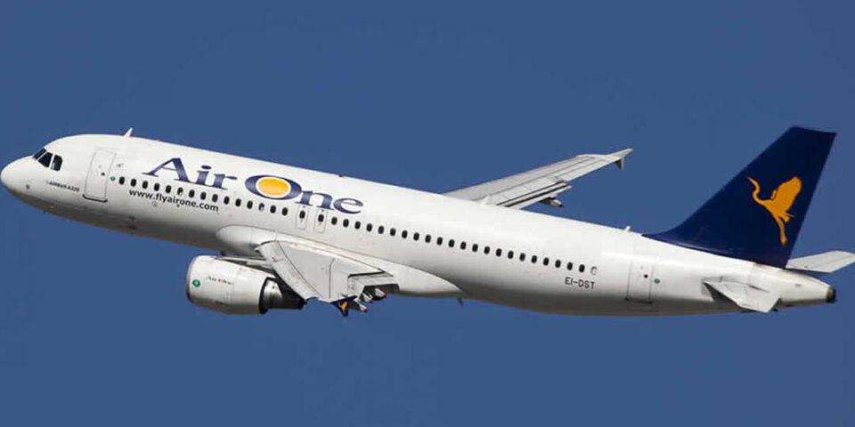 Air One ritardo aereo – Rimborso e risarcimento