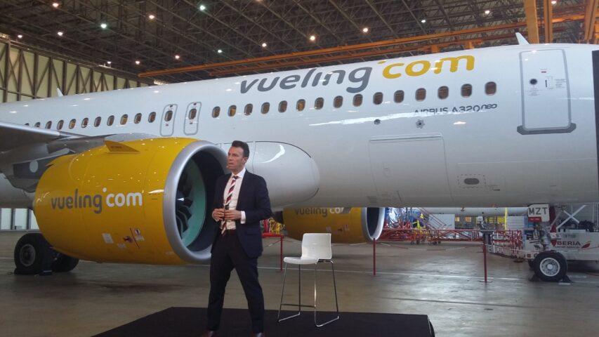 agenzia Vueling airbus