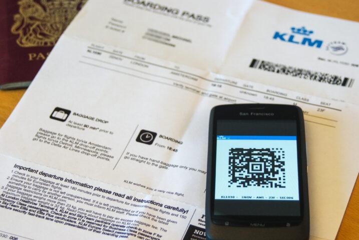 Errore su biglietto KLM, come correggerlo