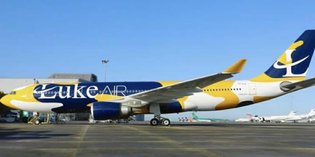 Blu Panorama addio, arriva Luke Air