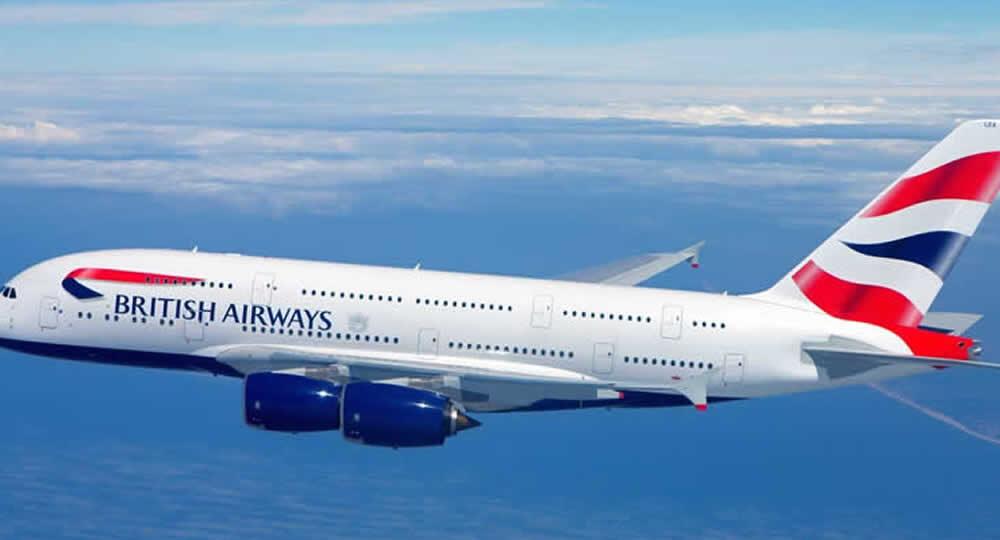 Rimborso volo cancellato British Airways