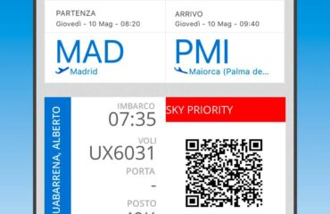 Check-in on line con Air Europa ecco come
