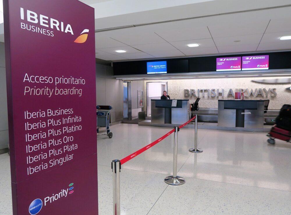 Correggere un biglietto Iberia sbagliato