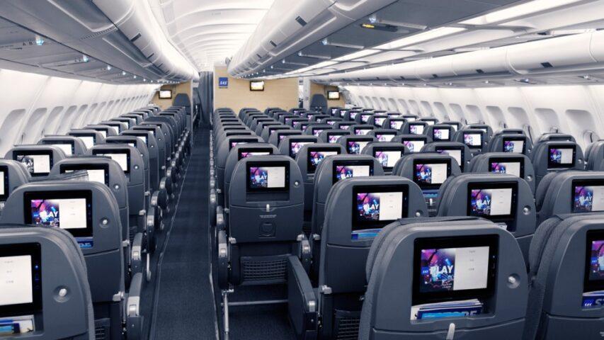 rimborso SAS (Scandinavian Airlines)