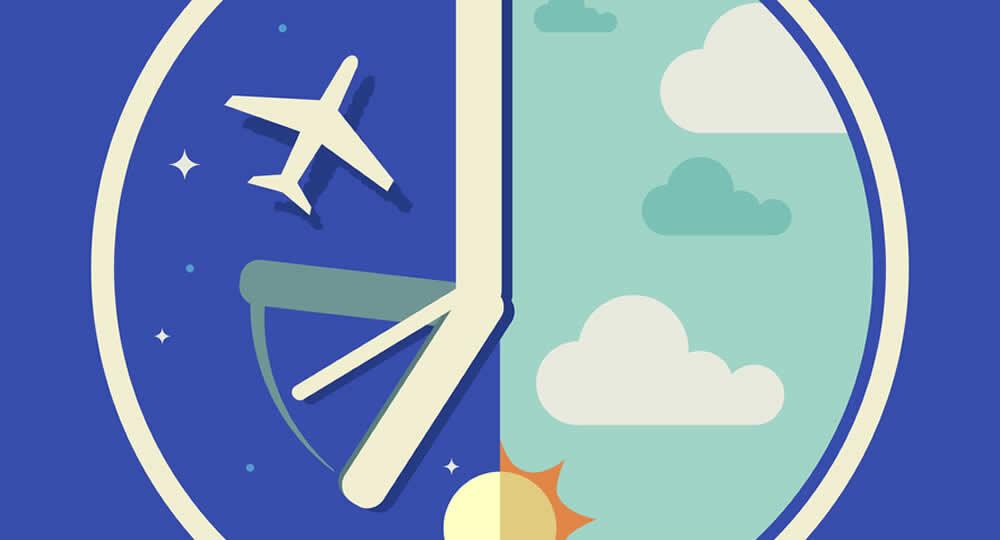 """Jet lag: tutti i rimedi contro la """"Sindrome da fuso orario"""""""