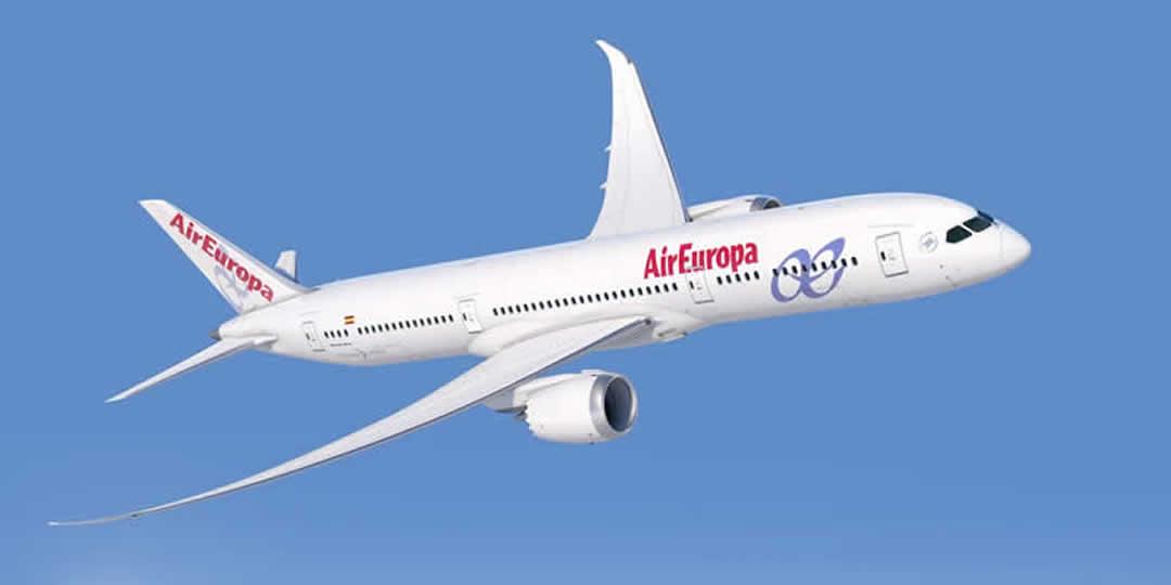 Perdita di coincidenza Air Europa