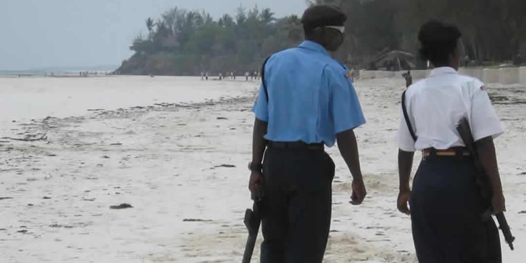 Rapina a mano armata in Kenia