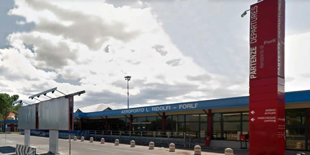 Rimborso Aeroporto di Forlì
