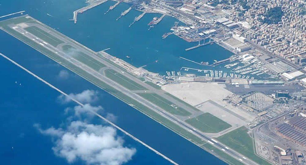 Rimborso Aeroporto di Genova