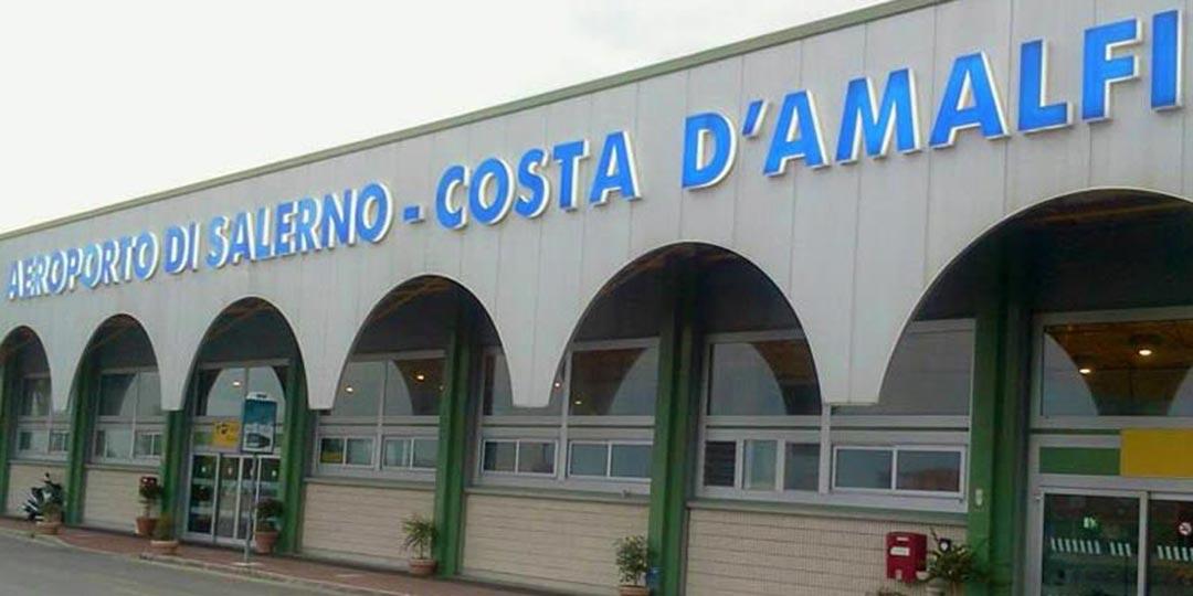 Rimborso Aeroporto di Salerno