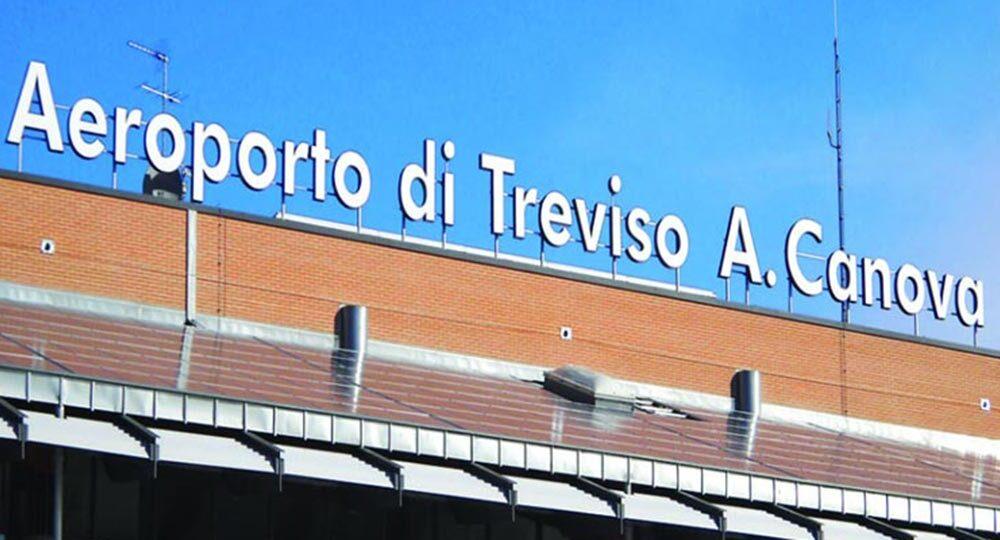 Rimborso Aeroporto di Treviso