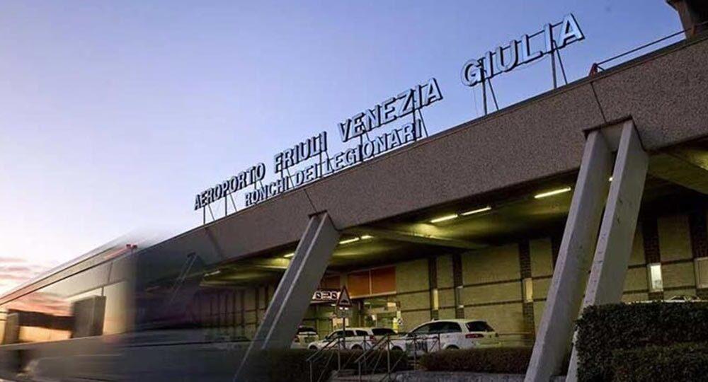 Rimborso Aeroporto di Trieste