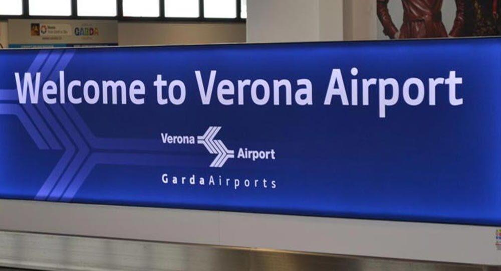 Rimborso Aeroporto di Verona