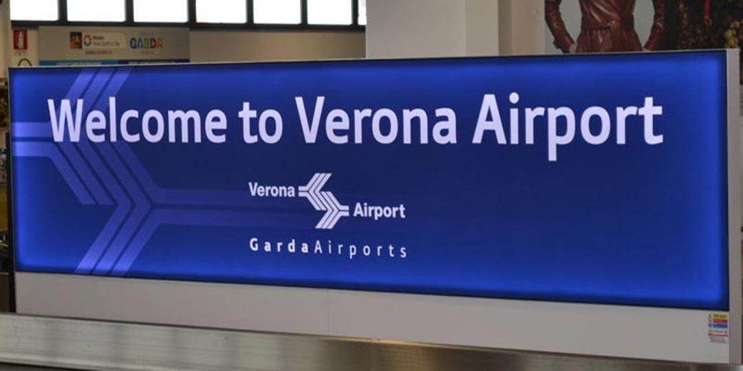Rimborso Aeroporto di Verona - Villafranca