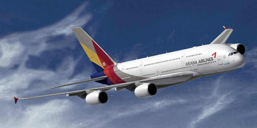 Rimborso Asiana Airlines