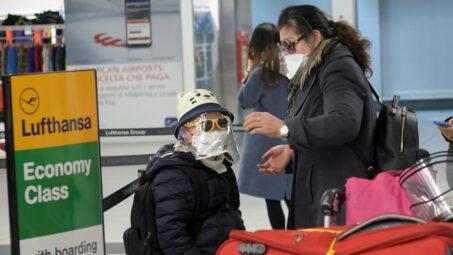 Rimborso biglietti volo Lufthansa per Coronavirus