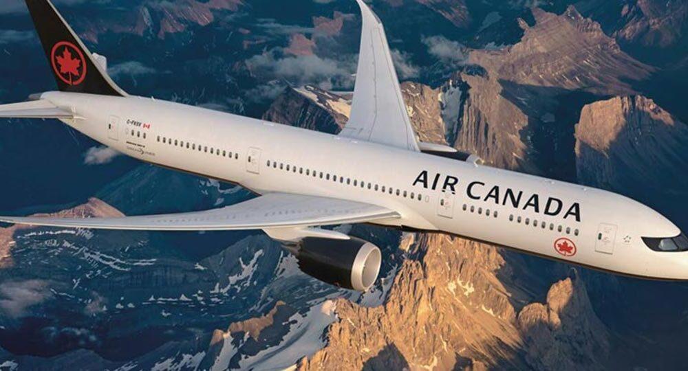 Rimborso Air Canada