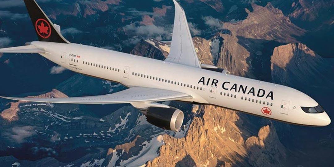 Rimborso volo Air Canada