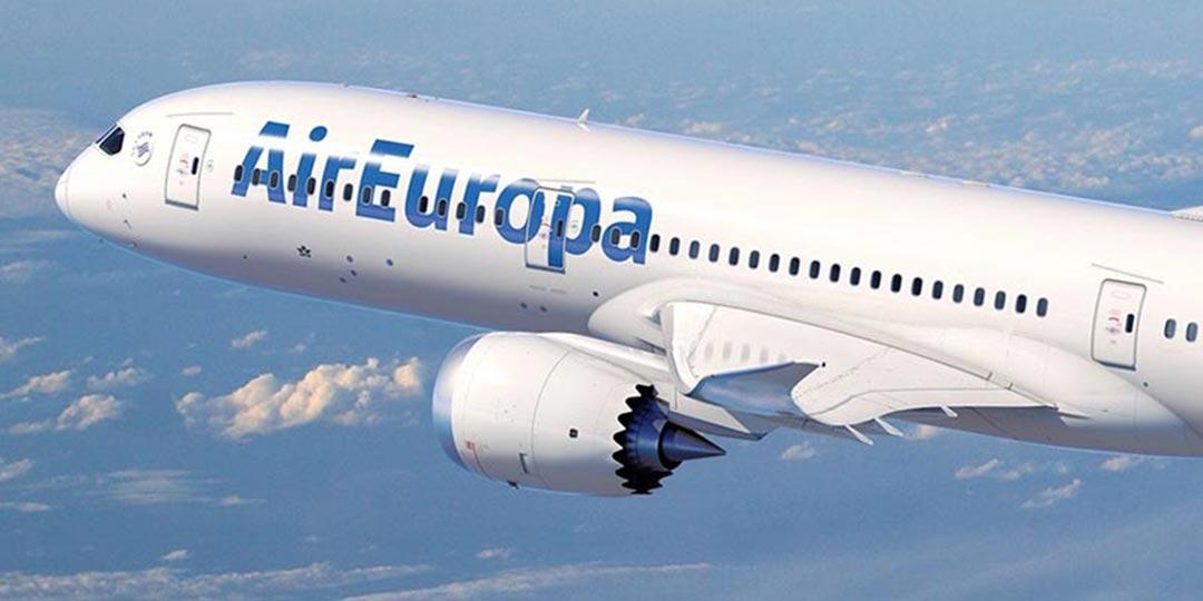 Rimborso volo Air Europa
