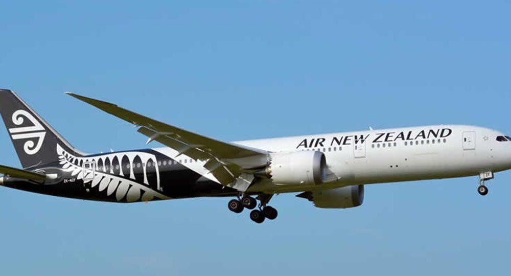 Rimborso Air New Zealand
