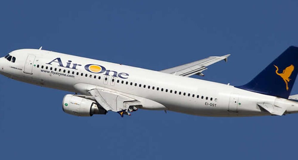 Rimborso Air One