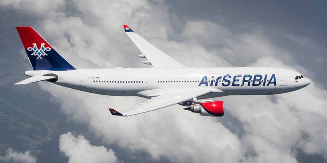 Rimborso volo Air Serbia