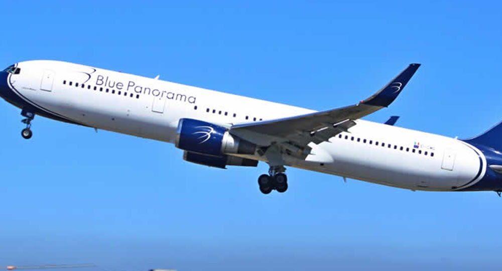 Scopri come ottenere il rimborso con Blue Panorama (ora Luke Air) per volo cancellato, in                                    ritardo…