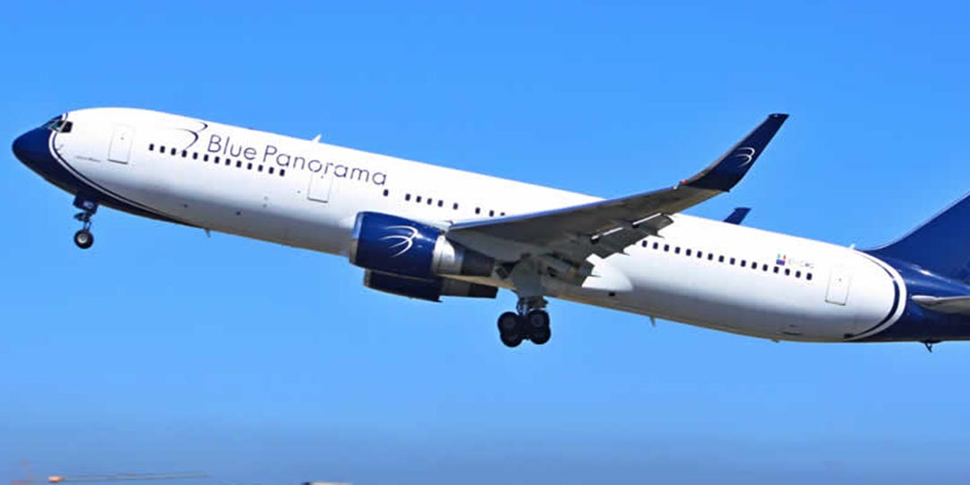 Rimborso volo Blue Panorama