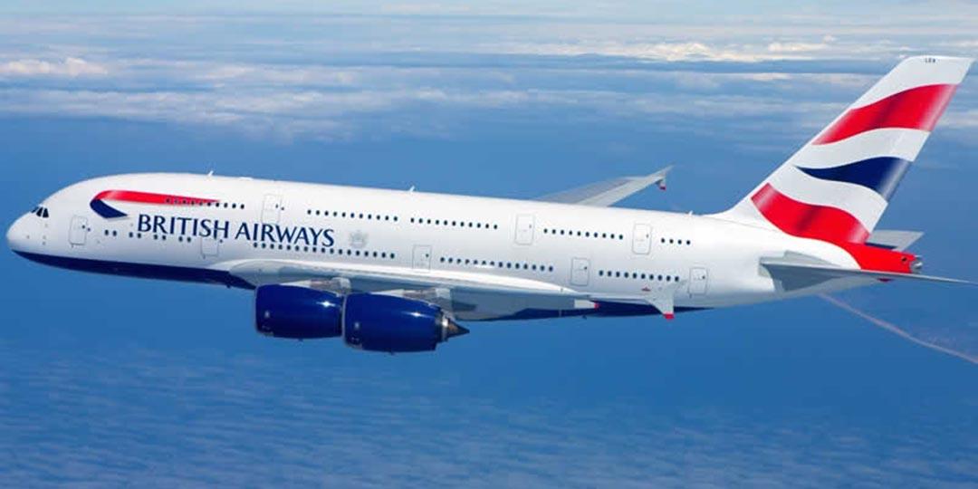 Rimborso volo British Airways