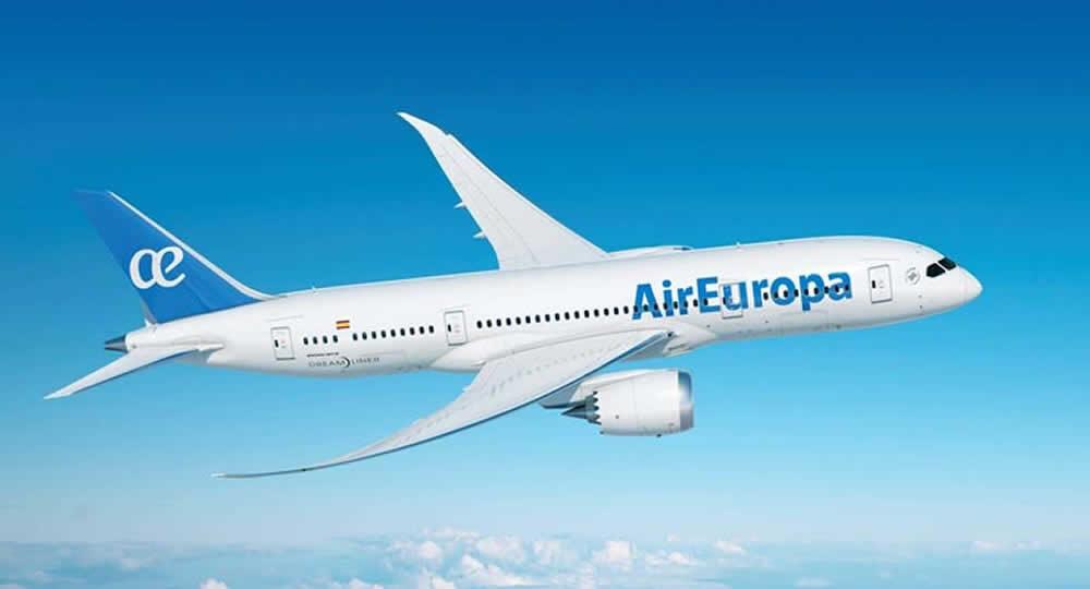 Rimborso volo cancellato Air Europa