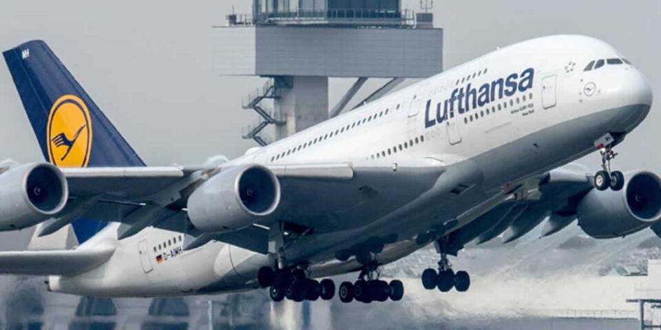 Rimborso volo cancellato Lufthansa