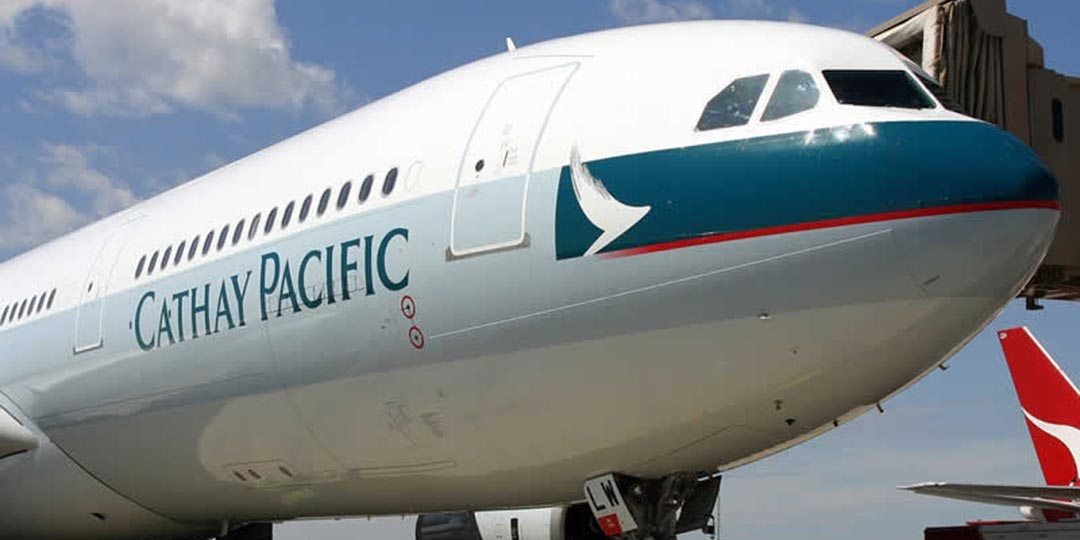 Rimborso volo Cathay Pacific AirWays