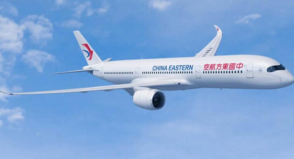 Rimborso China Eastern Airlines