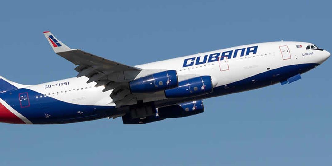 Rimborso volo Cubana de Aviación