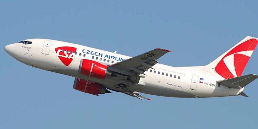 Rimborso volo Czech Airlines