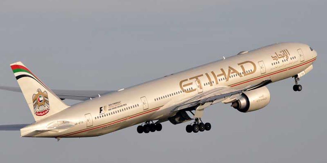 Rimborso volo Etihad Airways