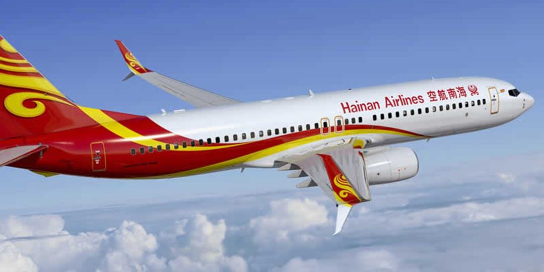 Rimborso volo Hainan Airline