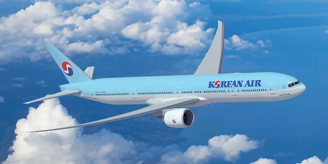 Rimborso volo Korean Air