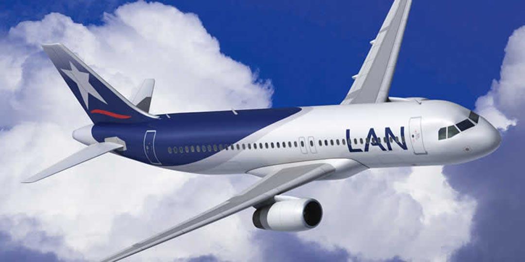 Rimborso volo LAN Airlines