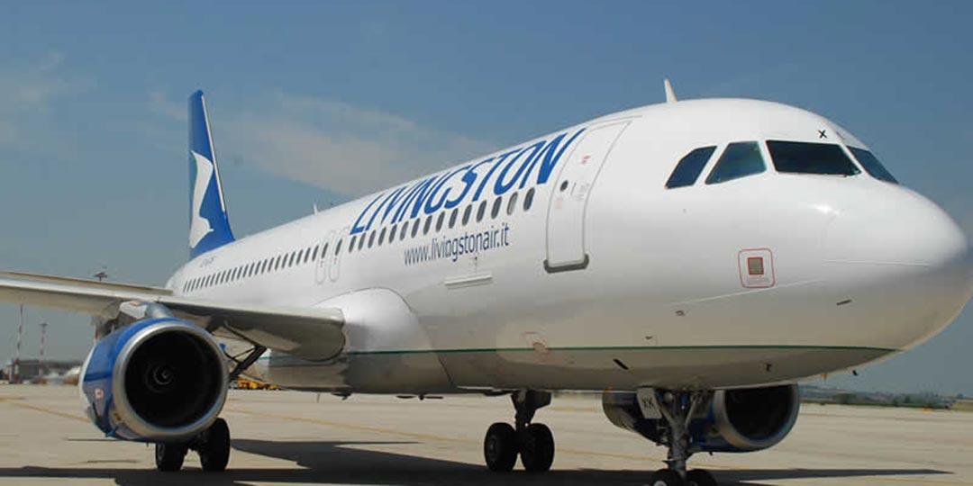 Rimborso volo Livingston Air