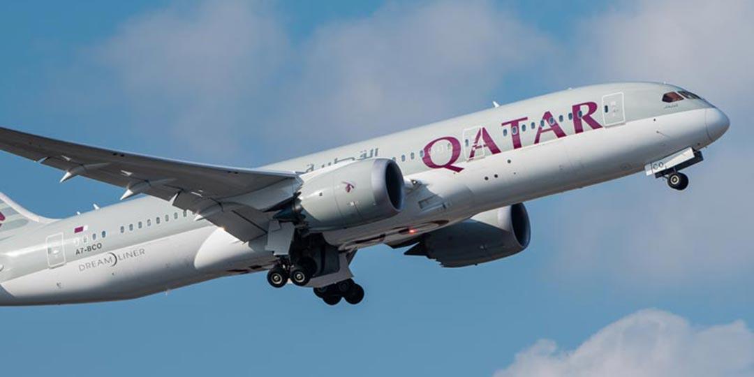 Rimborso volo Qatar Airways