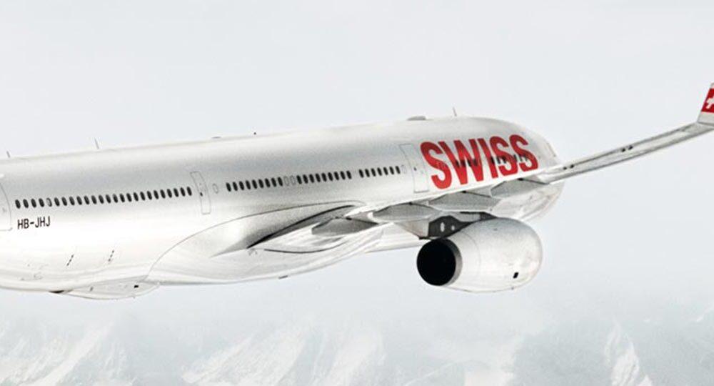 Rimborso Swiss Air: ottienilo con noi senza costi